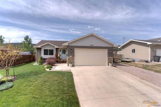 14665 Telluride St, Summerset, SD 57718 (MLS #150904) :: Dupont Real Estate Inc.