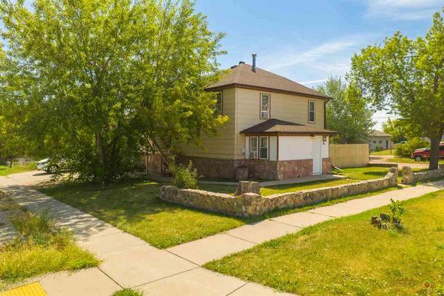 304 Racine, Rapid City, SD 57701 (MLS #150921) :: VIP Properties