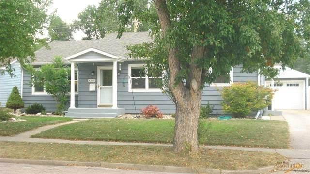 4340 Meadowwood Dr, Rapid City, SD 57701 (MLS #150924) :: Dupont Real Estate Inc.