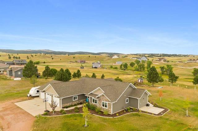 24554 Lindsey Loop, Hermosa, SD 57744 (MLS #150941) :: Dupont Real Estate Inc.