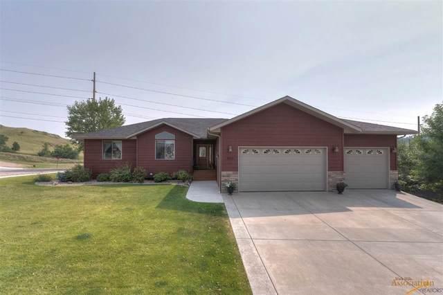 2911 Motherlode Dr, Rapid City, SD 57702 (MLS #150957) :: VIP Properties