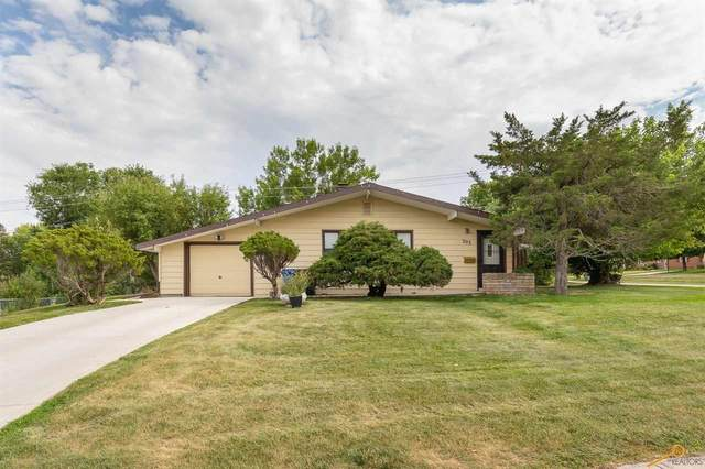 203 E Oakland, Rapid City, SD 57701 (MLS #150959) :: Dupont Real Estate Inc.