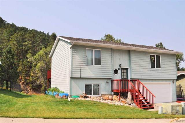 20 Mcmasters Dr, Deadwood, SD 57732 (MLS #150969) :: Heidrich Real Estate Team