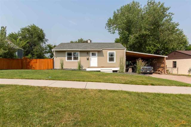 408 E St Francis, Rapid City, SD 57701 (MLS #150971) :: Dupont Real Estate Inc.