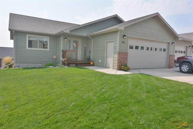 961 Bar Five Ranch Rd, Rapid City, SD 57703 (MLS #150979) :: Dupont Real Estate Inc.