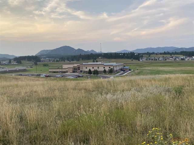 TBD Rose Quartz Pl, Custer, SD 57730 (MLS #150983) :: Dupont Real Estate Inc.