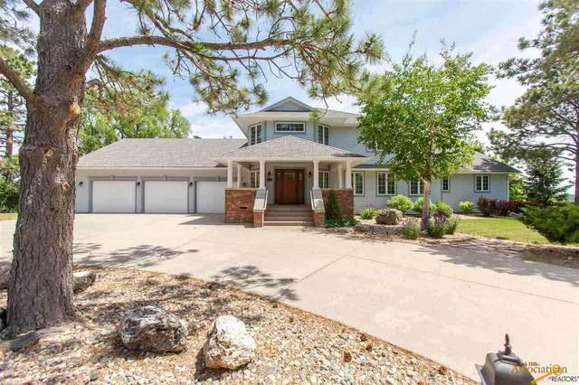 4666 Carriage Hills Dr, Rapid City, SD 57702 (MLS #150991) :: Dupont Real Estate Inc.