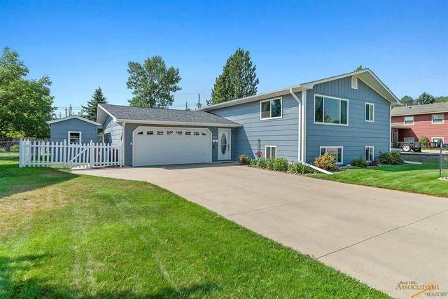4801 W Main St, Rapid City, SD 57701 (MLS #151001) :: Dupont Real Estate Inc.