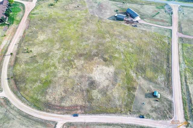 Lot J Borglum Rd, Keystone, SD 57751 (MLS #151006) :: Dupont Real Estate Inc.