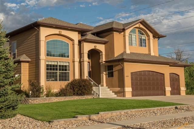 6138 Bendt Dr, Rapid City, SD 57702 (MLS #151007) :: VIP Properties