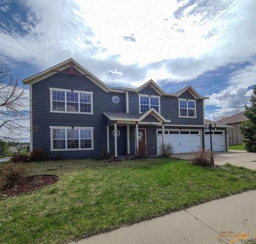 5365 Snowberry Ct, Rapid City, SD 57702 (MLS #151013) :: VIP Properties