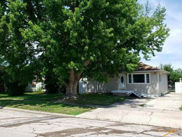 312 Cleveland, Rapid City, SD 57701 (MLS #151015) :: Black Hills SD Realty