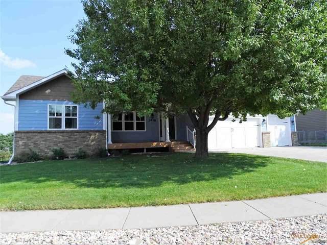 3418 Gray Fox Ct, Rapid City, SD 57701 (MLS #151019) :: Dupont Real Estate Inc.
