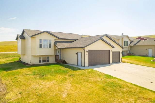 808 Lone Soldier Rd, Box Elder, SD 57719 (MLS #151020) :: Heidrich Real Estate Team