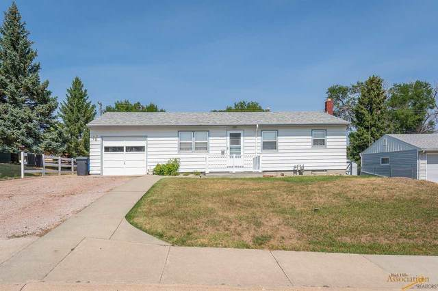 608 E Oakland, Rapid City, SD 57701 (MLS #151023) :: Dupont Real Estate Inc.
