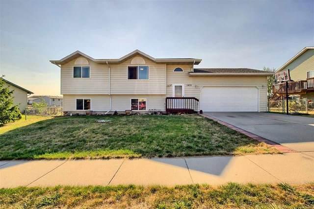 1431 Aurora Dr, Rapid City, SD 57703 (MLS #151025) :: VIP Properties
