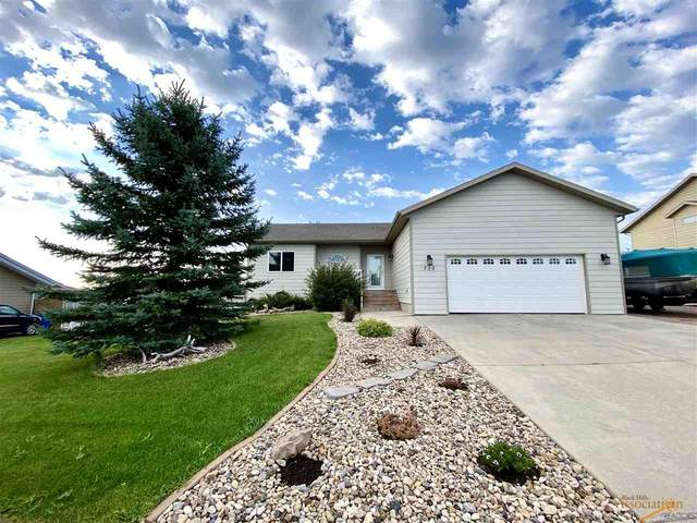735 Field View Dr, Rapid City, SD 57701 (MLS #151029) :: Heidrich Real Estate Team