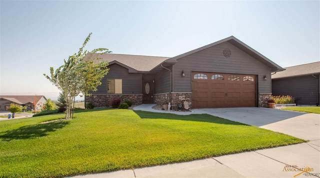 4700 Encampment Ln, Rapid City, SD 57701 (MLS #151031) :: Dupont Real Estate Inc.