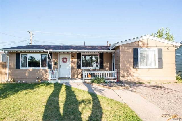 1026 Racine, Rapid City, SD 57701 (MLS #151037) :: Black Hills SD Realty