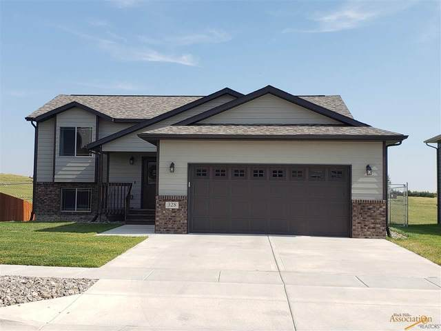 328 Eli Dr, Rapid City, SD 57701 (MLS #151039) :: Heidrich Real Estate Team