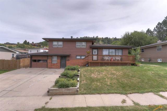 2318 Alamo Dr, Rapid City, SD 57702 (MLS #151042) :: Dupont Real Estate Inc.