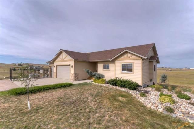 22865 Latigo Ave, Box Elder, SD 57719 (MLS #151044) :: Heidrich Real Estate Team