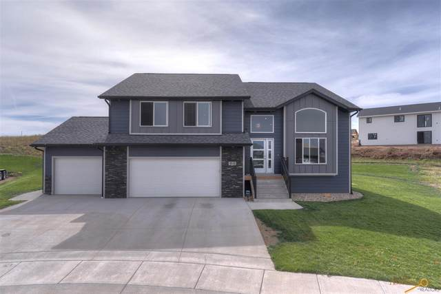 1515 Bristol Ct, Rapid City, SD 57702 (MLS #151046) :: Dupont Real Estate Inc.