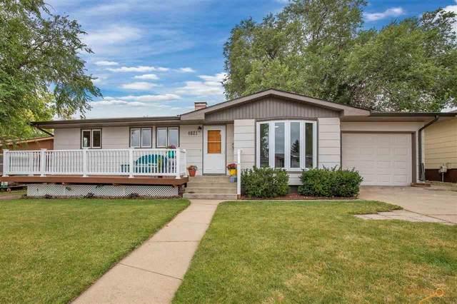 4621 Wentworth Dr, Rapid City, SD 57702 (MLS #151066) :: Heidrich Real Estate Team