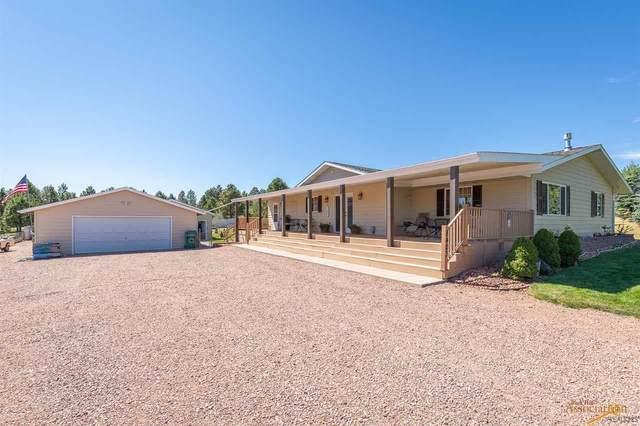 8423 Albertta Dr, Rapid City, SD 57702 (MLS #151092) :: Dupont Real Estate Inc.