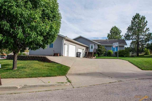 5673 Finch Ct, Rapid City, SD 57702 (MLS #151096) :: Heidrich Real Estate Team