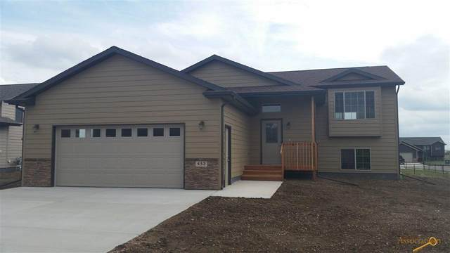 3728 Remington Rd, Rapid City, SD 57703 (MLS #151109) :: Heidrich Real Estate Team