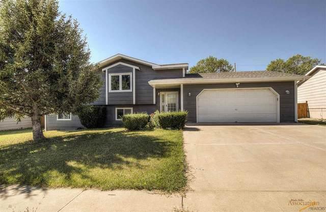1561 Phil Ct, Rapid City, SD 57701 (MLS #151110) :: VIP Properties