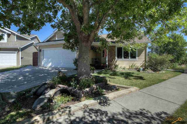 1226 Clover Ridge Ct, Rapid City, SD 57701 (MLS #151117) :: VIP Properties