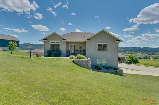 2431 Camaro Dr, Sturgis, SD 57785 (MLS #151124) :: Dupont Real Estate Inc.