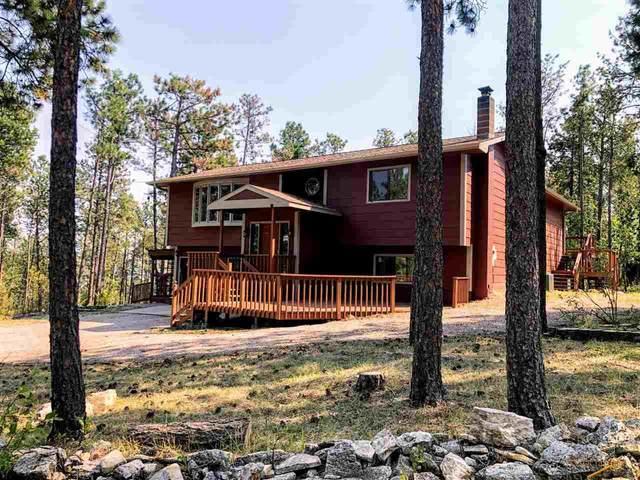 8705 Lark Ln, Black Hawk, SD 57718 (MLS #151137) :: Dupont Real Estate Inc.