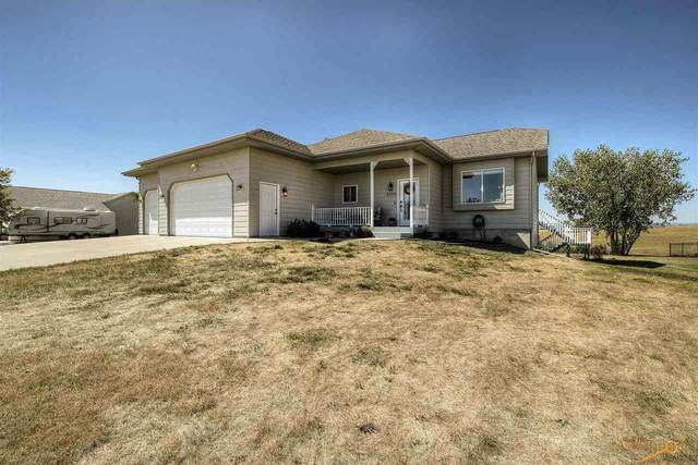 23011 Candlelight Dr, Rapid City, SD 57703 (MLS #151138) :: Dupont Real Estate Inc.
