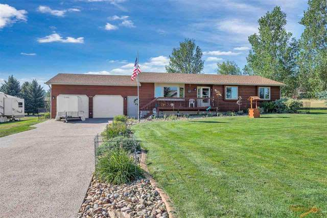7085 Emerald Heights Rd, Black Hawk, SD 57718 (MLS #151139) :: Heidrich Real Estate Team
