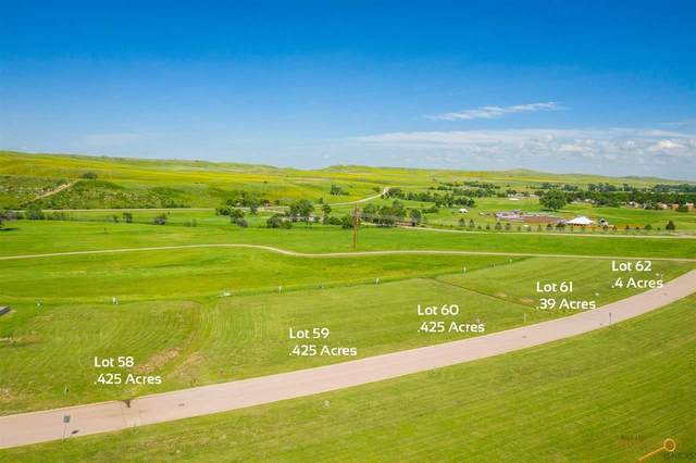 TBD Lot 61 Anna Ct, Rapid City, SD 57702 (MLS #151145) :: Black Hills SD Realty