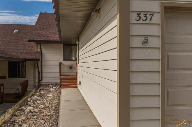 337 Fox Run Dr, Rapid City, SD 57702 (MLS #151159) :: Dupont Real Estate Inc.