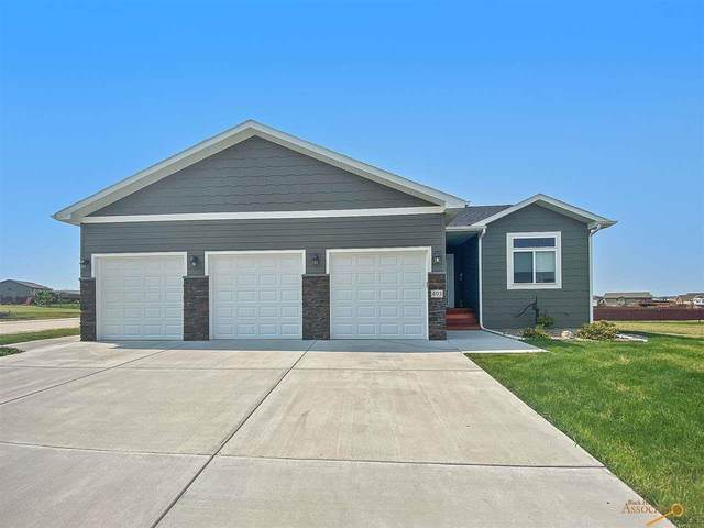 493 Coyote Trail, Box Elder, SD 57719 (MLS #151163) :: Dupont Real Estate Inc.
