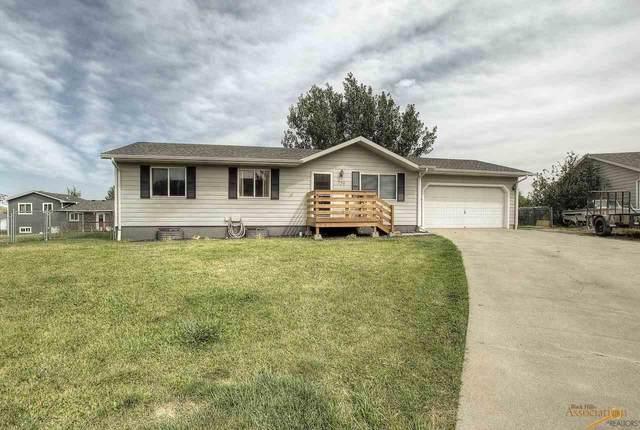 750 Packer Pl, Rapid City, SD 57701 (MLS #151171) :: Heidrich Real Estate Team