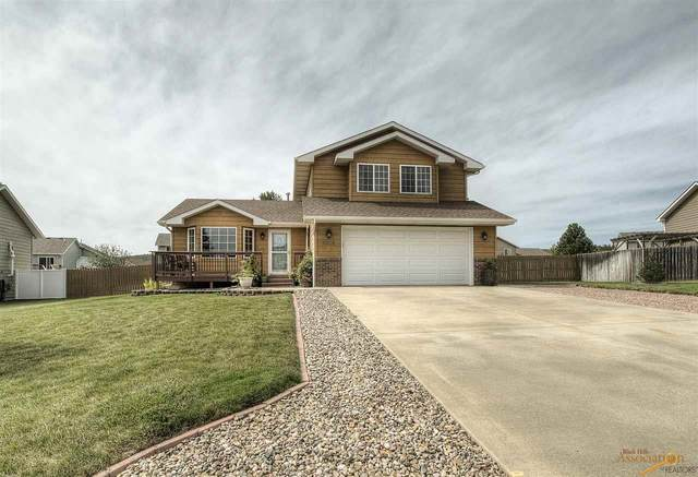6905 Arcadia, Summerset, SD 57718 (MLS #151172) :: Heidrich Real Estate Team