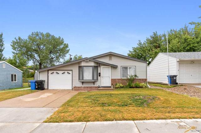 2613 Willow Ave, Rapid City, SD 57701 (MLS #151177) :: Dupont Real Estate Inc.