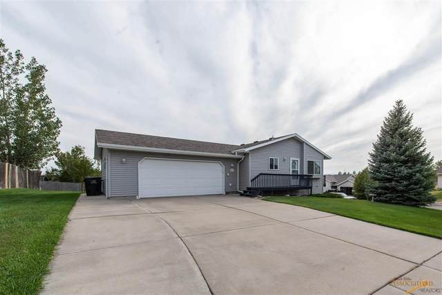4801 South Pitch, Rapid City, SD 57703 (MLS #151184) :: Heidrich Real Estate Team