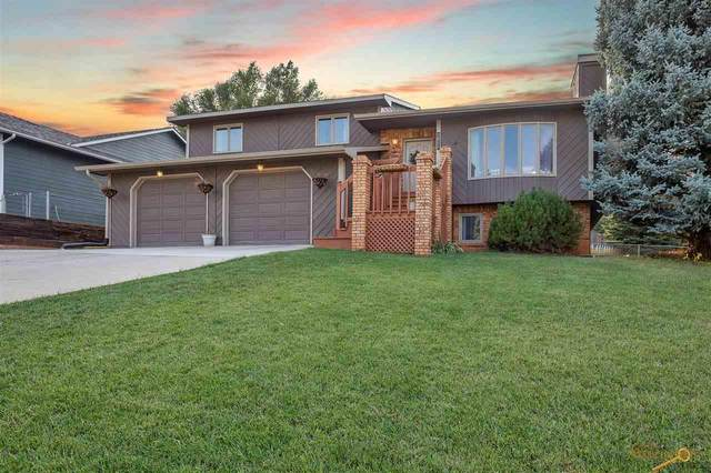 3813 Meadowbrook Dr, Rapid City, SD 57702 (MLS #151195) :: Dupont Real Estate Inc.