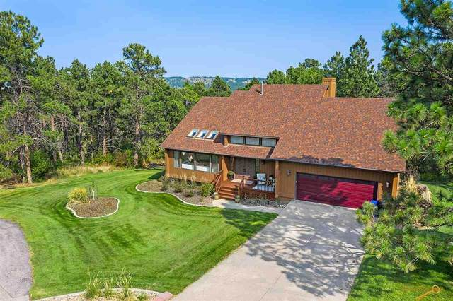 4120 Corral Pl, Rapid City, SD 57702 (MLS #151201) :: Dupont Real Estate Inc.
