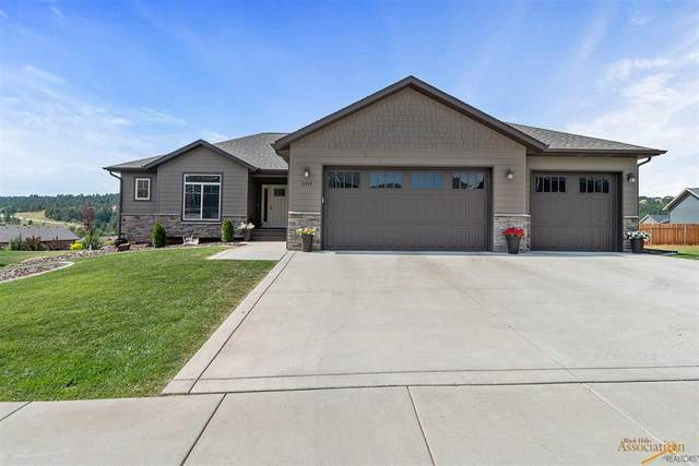 5949 Nugget Gulch, Rapid City, SD 57702 (MLS #151209) :: Heidrich Real Estate Team