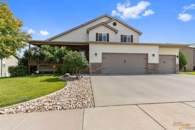 6426 Cog Hill Ln, Rapid City, SD 57702 (MLS #151210) :: Dupont Real Estate Inc.