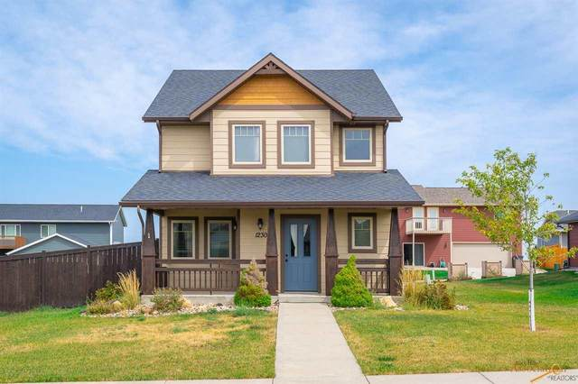 1230 Fairbanks Dr, Box Elder, SD 57719 (MLS #151229) :: Dupont Real Estate Inc.