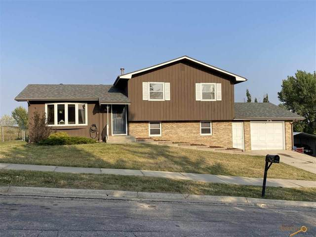 3620 Parkview Dr, Rapid City, SD 57701 (MLS #151232) :: Heidrich Real Estate Team